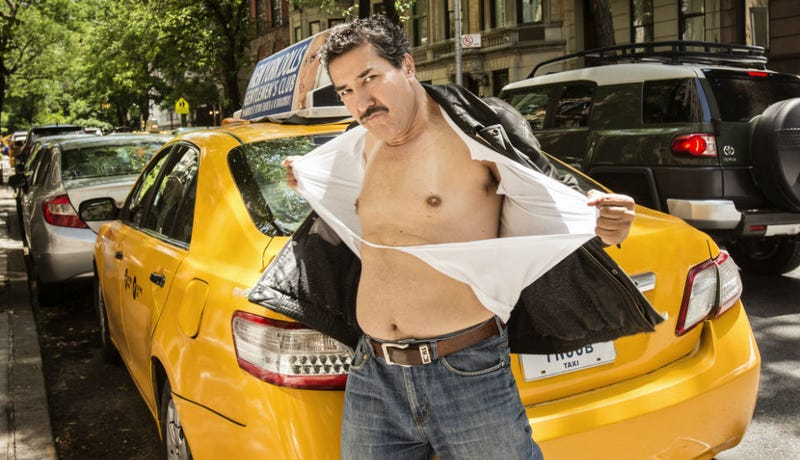 Illustration for article titled NYC Taxi Drivers Calendar Makes Its Triumphant Return