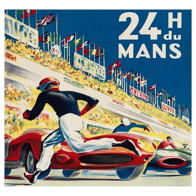 Illustration for article titled My Le Mans Live Blog/AMA