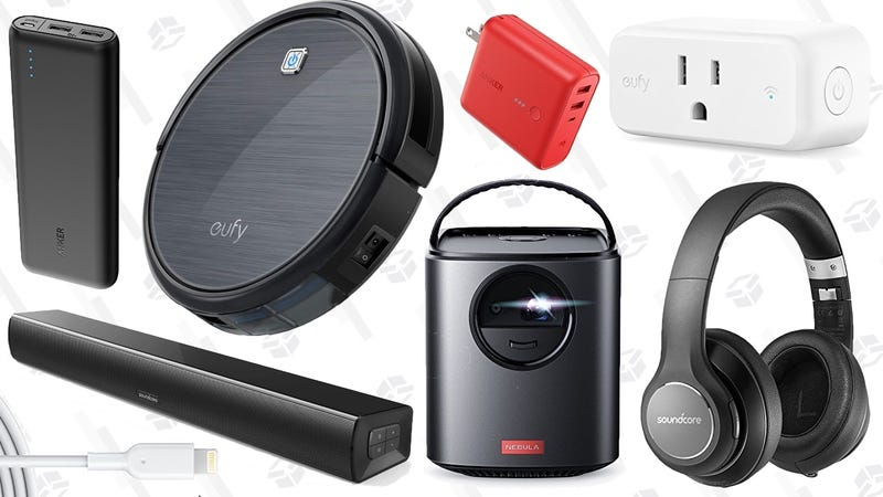 Illustration for article titled Here Are All of Your Prime Day Anker Deals