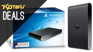Illustration for article titled Playstation TV, The Art of Uncharted, Cheap DualShock 4s, More Deals