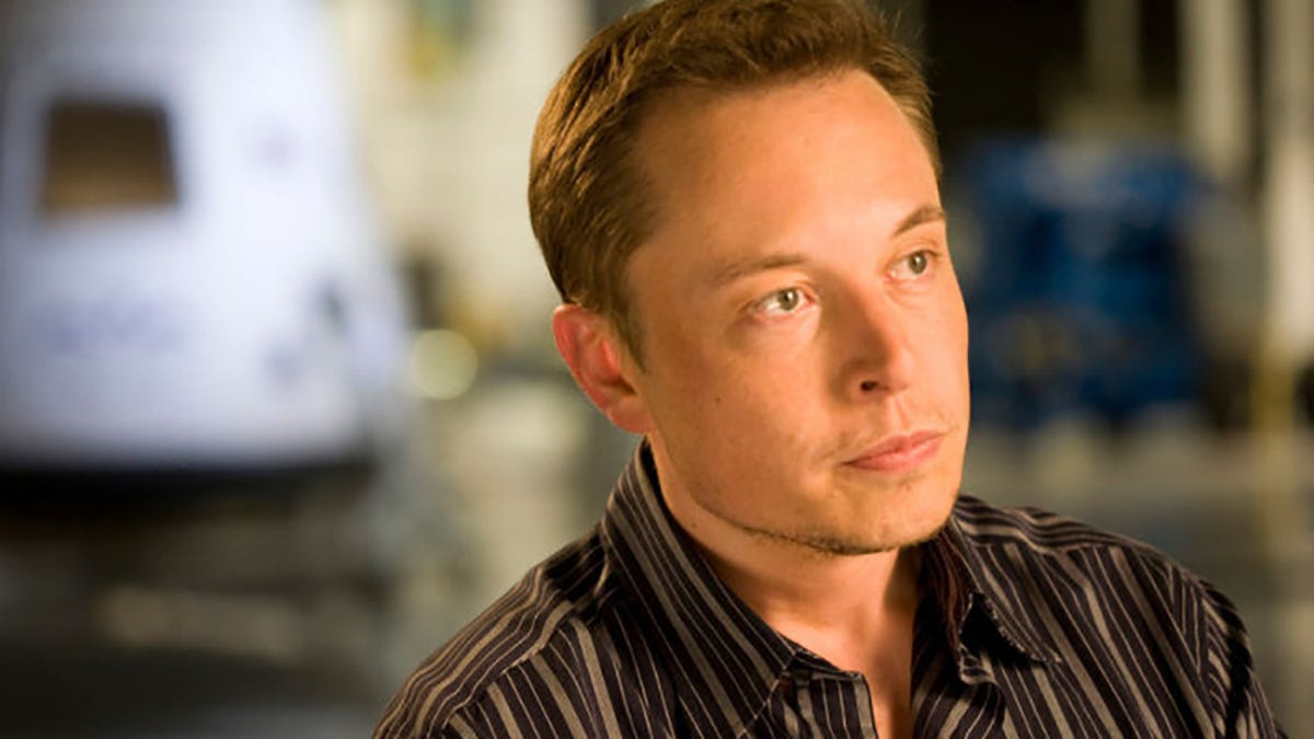 Evidence That Elon Musk Is an Alien