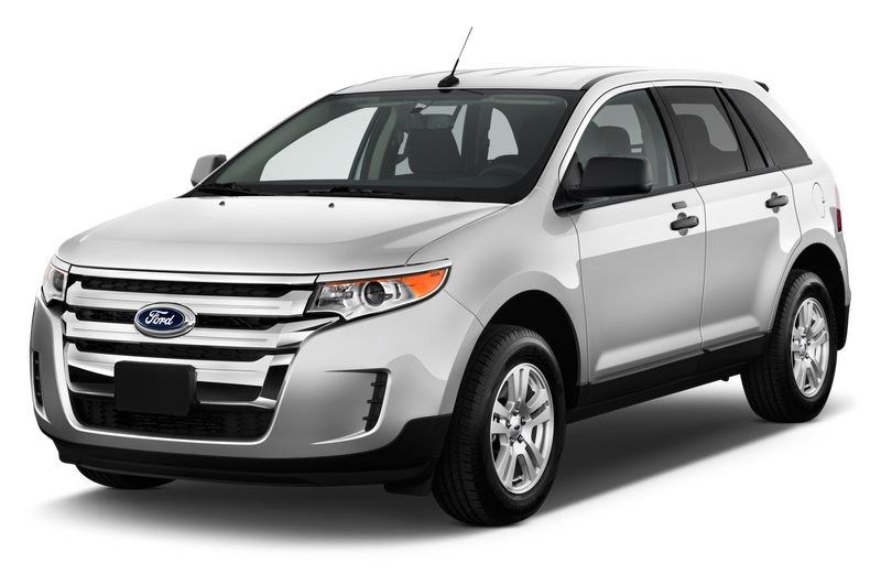 Illustration for article titled Test-drove a 2012 Ford Edge last night...