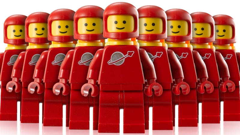 Everything You Always Wanted to Know About Lego