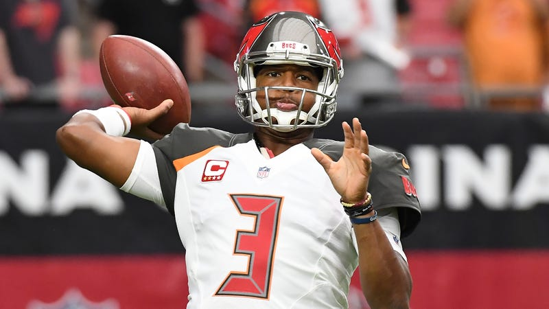 Illustration for article titled Uber Driver Sues Jameis Winston Over Sexual Assault
