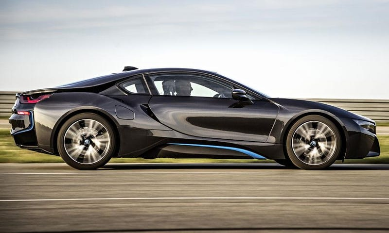 Illustration for article titled I Don't Understand The i8, What's Your OPPOinion?