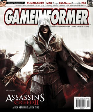 Illustration for article titled Meet Assassin's Creed II's New Assassin