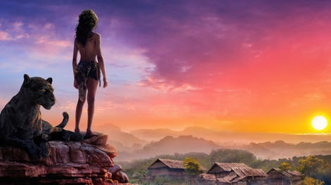 With Mowgli, Andy Serkis brings a marginally darker Jungle