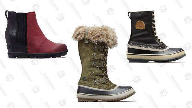 Save Big on Sorel With Up to 60% Off Select Styles