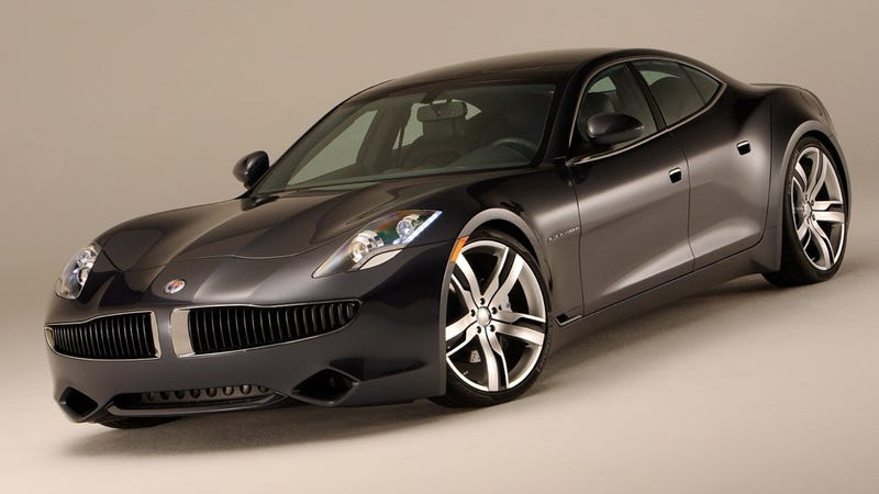 """Illustration for article titled Fisker to sell """"at least 7,000"""" Karma sports cars this year, make pigs fly"""
