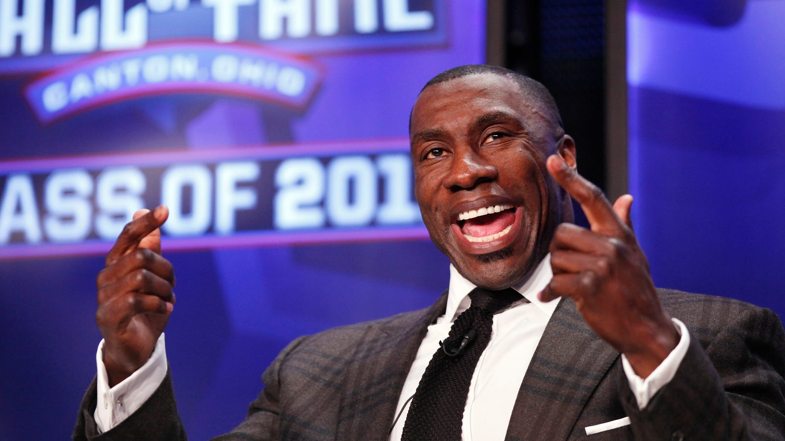 Shannon Sharpe on NFL Protest: 'I'm Disappointed, and I'm Unimpressed'