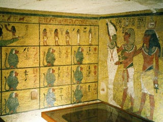 Illustration for article titled New Clues Point to Hidden Chambers at King Tut's Tomb