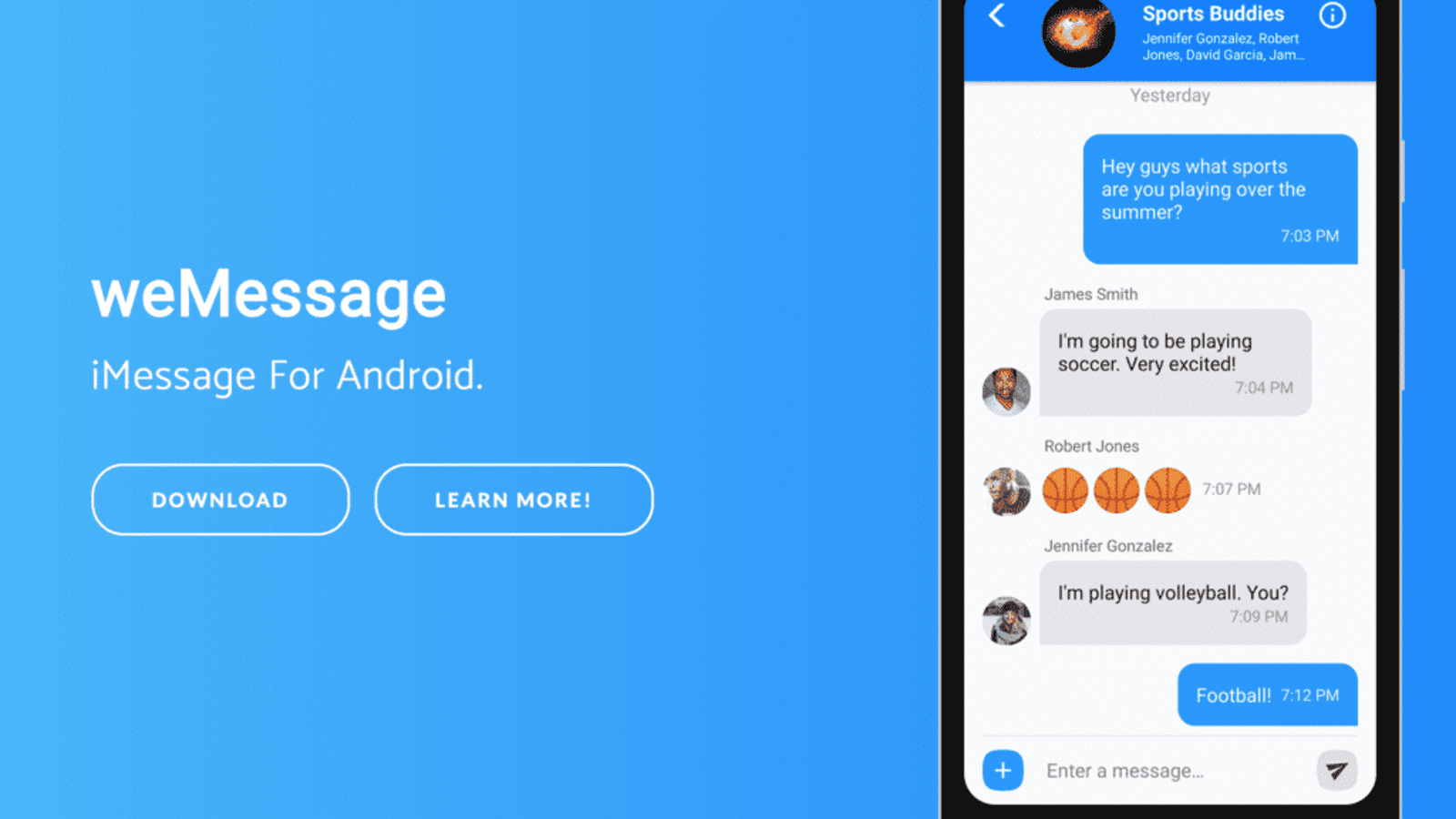 You Can Now Send Imessages On Android As Long As You Have A Mac