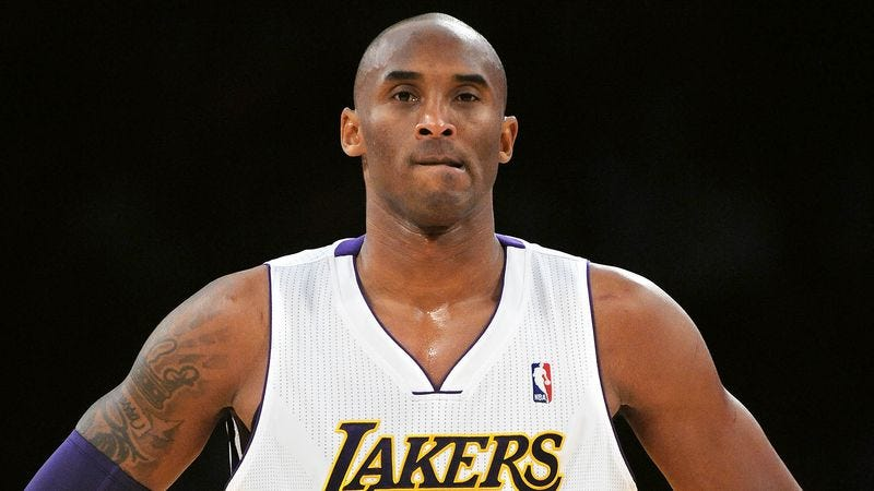 48665d34464 Illustration for article titled Kobe Bryant Tears Up While Reflecting On  All The Mistakes Teammates Made