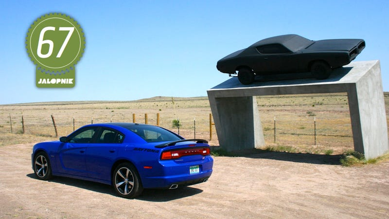 land of big rear wheel drive sedans coupes and wagons with v8 power that isnt the case anymore but its part of what makes the current dodge charger - Dodge Charger 2013 Rt