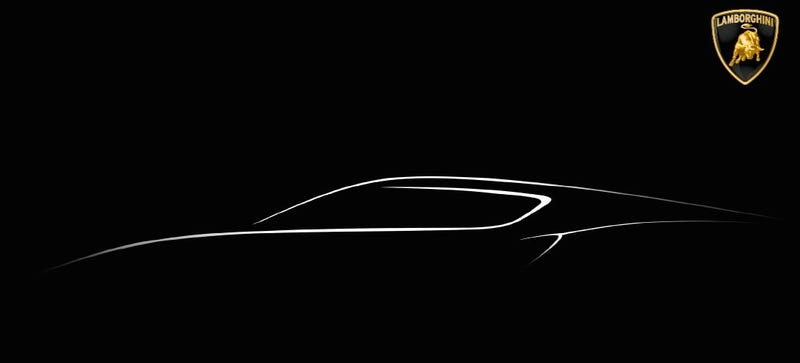 Illustration for article titled There's A Brand-New Lamborghini And We Don't Know What It Is