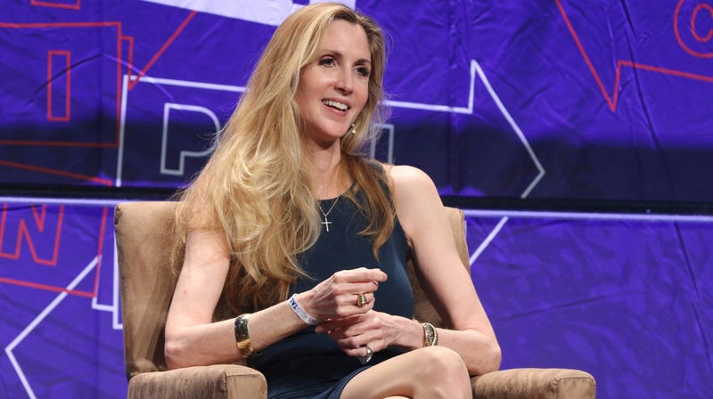 Illustration for article titled Ann Coulter Finally Admits She Has No Friends