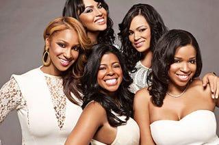 "The cast of ""Love & Hip Hop"" (VH1)"