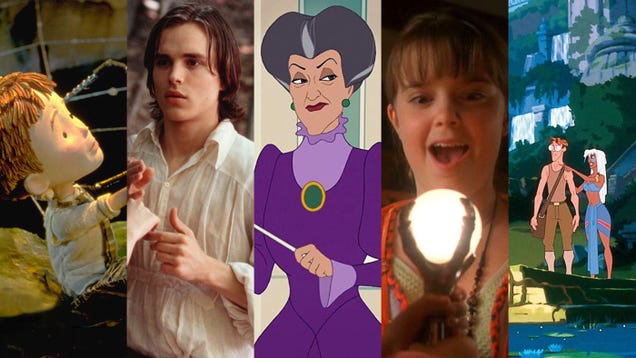 The A-Z Guide to All the Offbeat Disney+ Movies You Need to Watch