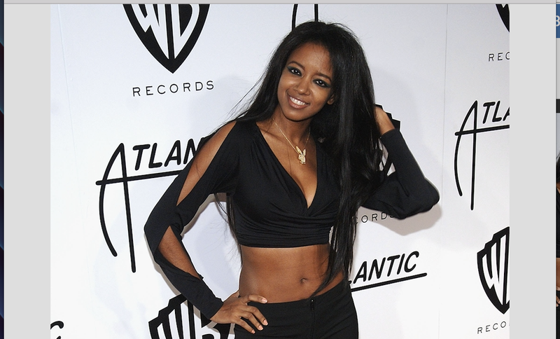 Playmate Stephanie Adams at the Warner Bros. Records & Atlantic Records Video Music Awards after-party at Buddakan in New York City on Aug. 31, 2006