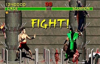 Illustration for article titled New Mortal Kombat Arcade Comp Listed, Yanked By Retailer
