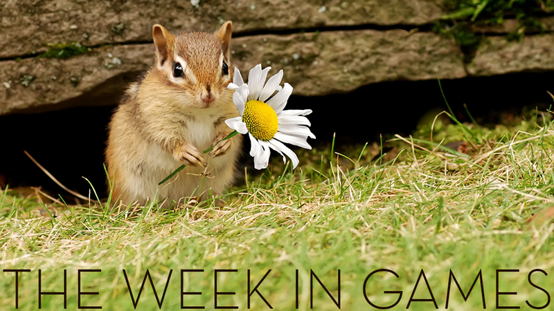 Illustration for article titled The Week In Games: Look At This Chipmunk