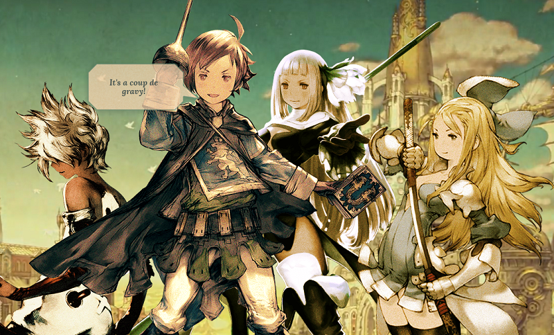 Illustration for article titled Ten Hours With The Excellent New JRPG Bravely Second