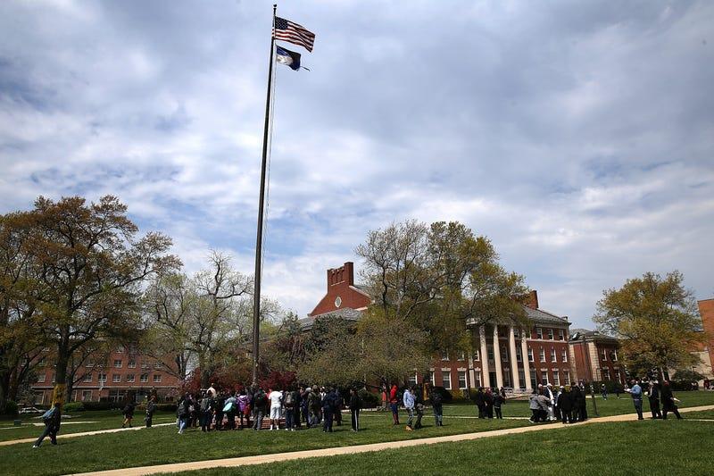Howard University, taken in 2016 (Win McNamee/Getty Images)