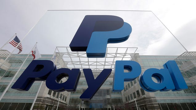 PayPal Beats Up on Sad Sack Pandora Over New Logo