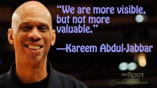 Kareem Abdul-JabbarPatrick McDermott/Getty Images