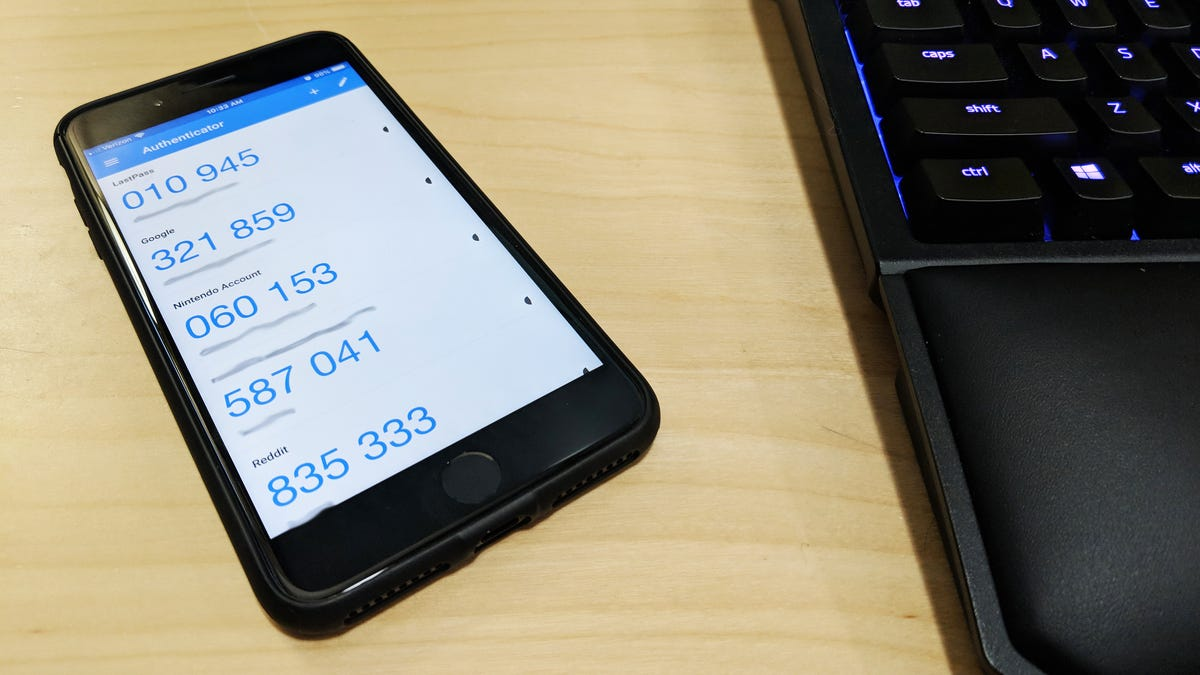 Two-Step Text Authentication Isn't Enough to Keep Your Accounts Secure