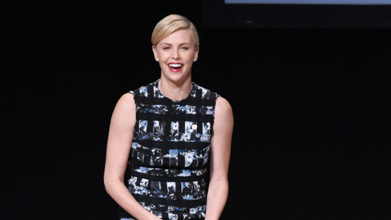 Illustration for article titled Charlize Theron Is Playing an Action Role Originally Meant for a Man