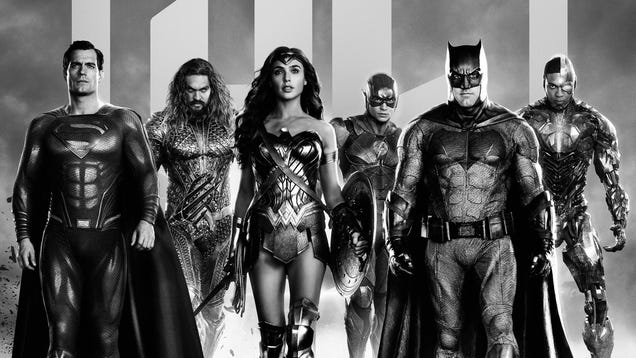 Zack Snyder Drops Four Character Teasers for Justice League