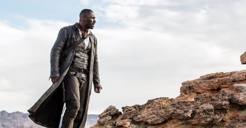 Idris Elba is The Gunslinger in The Dark Tower. Image: Sony