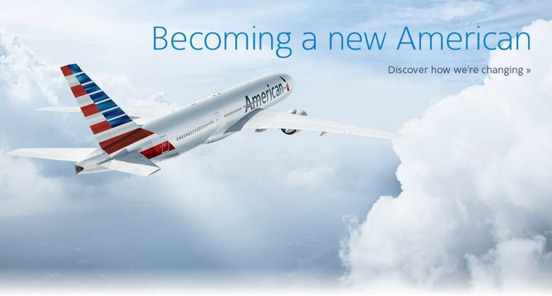 Illustration for article titled Is American Airlines Becoming US Airways?