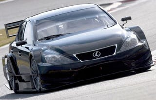 Illustration for article titled Lexus Developing IS-F Racer for Super GT?