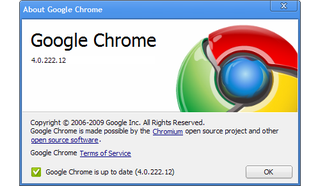 Illustration for article titled The Power User's Guide to Google Chrome, 2009 Edition