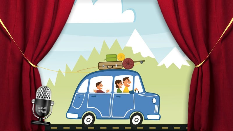 Illustration for article titled Ask an Expert: All About Taking the Perfect Family Road Trip