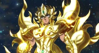 Illustration for article titled Here it is the Launch Trailer for Saint Seiya Soul of Gold