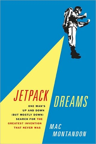 Illustration for article titled I Dream of Jetpacks:  Mac Montandon Bears All