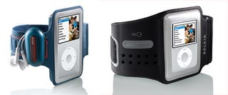 Illustration for article titled Belkin Releases iPod Classic and Nano SportBands, Cases