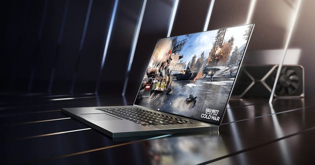Nvidia s Newest Graphics Cards for Gaming Laptops Are Here