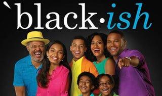 The cast of ABC's new sitcom, Black-ishCOURTESY OF ABC