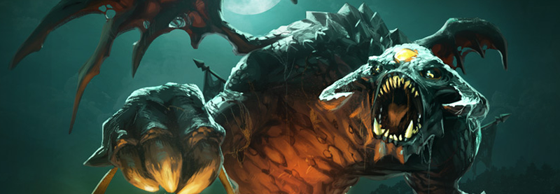Illustration for article titled Why You Don't Go For Roshan At The Start of a Dota 2 Match