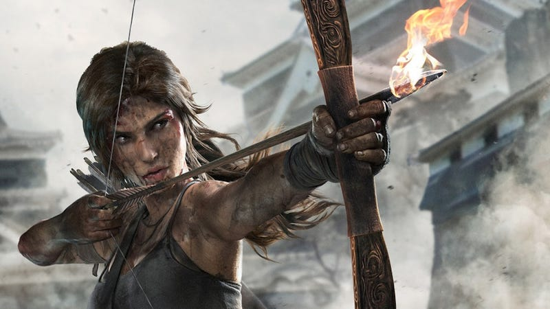 Illustration for article titled ​Tomb Raider On PS4 Is More 'Definitive' Than On Xbox One