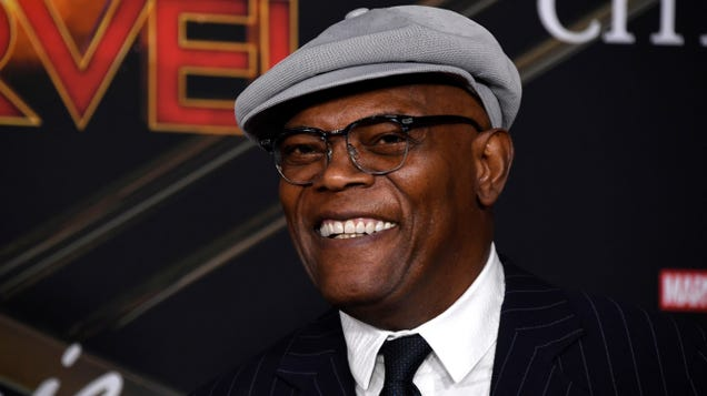 Samuel L. Jackson is playing a brand new role: Alexa (sort of)