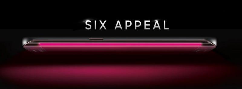 Illustration for article titled Esta es la primera imagen oficial del nuevo Samsung Galaxy S6