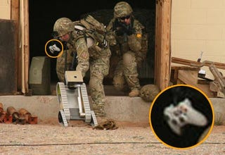Illustration for article titled Xbox Controller Makes Iraq Like a Video Game with No Respawns