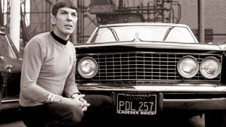 Illustration for article titled Spock's Spiffy New Riviera Edition