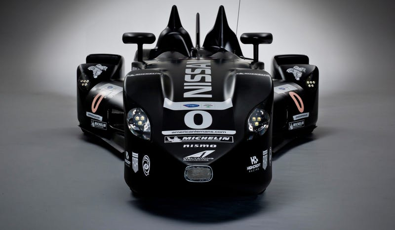 Illustration for article titled Gran Turismo Gamer Will Race This Insane DeltaWing Car In The U.S.