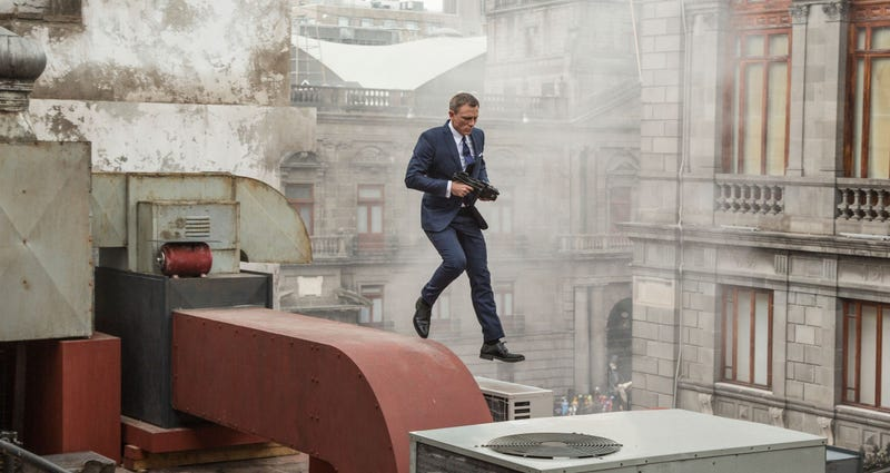 Illustration for article titled He visto Spectre, una película sobre venganza que es de lo peor de la era Daniel Craig